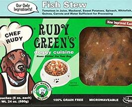 Fish Stew Frozen Dog Food
